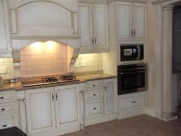 Kitchen Backsplash With Oak Cabinets by Kitchen Backsplash Ideas For Light Cabinets Images Of Kitchens