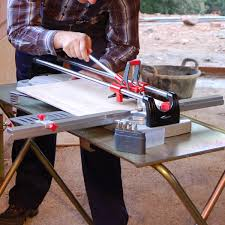 Ishii Tile Cutter Manual by Rubi Tr Series Tile Cutter 24
