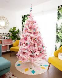 DIY Mid Century Inspired Christmas Tree Skirt