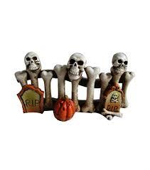 Pumpkin Stencil Maker by Maker U0027s Halloween Littles Skull Fence Joann