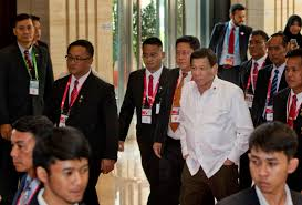 Cabinet Agencies Of The Philippines by Duterte Riles At Western Colonial Powers At Summit Headlines