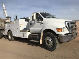 F750 Service Truck - Dogface Heavy Equipment Sales