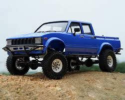 "Trail Finder 2 ""LWB"" Scale Truck Kit W/Mojave II 4-Door Body By ..."