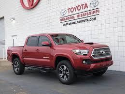 100 Front Wheel Drive Trucks Used 2017 Toyota Tacoma For Sale Brandon MS 5TFAZ5CN2HX045233