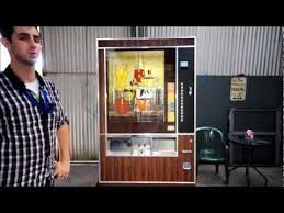 Wurlitzer Hot Drink Vending Machine