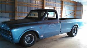 67 Chevy C10 Shop Truck Patina Paint Tubbed - Classic Chevrolet C ... 1967 Chevrolet Ck 10 For Sale On Classiccarscom Super Slick 6770 I Could Drive This Every Day Vintage Whips Sale Pending Chevelle Ss 427 Convertible Ross Chevrolet C10 Gateway Classic Cars 1971 4x4 Pickup Sale Gm Trucks 707172 Truck For Old Chevy Photos 69 70 Chevy Stepside Pickup Truck Chopped Bagged 20s Beautiful Stepside Sale396fully Restored Hemmings Motor News 6772 Longbed Southern Kentucky Classics Gmc History 1963 Custom Gasoline Sparks Pinterest