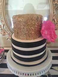 Pink White And Gold Birthday Decorations by Best 25 Black And Gold Birthday Cake Ideas On Pinterest Black