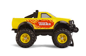 Tonka Classics Steel 4x4 Pick Up Truck | Shop For Toys In-store And ...