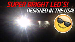 brightest led bulbs for your car diode dynamics xp50 review