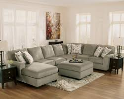 Corduroy Sectional Sofa Ashley by Patina 4 Piece Small Sectional With Right Cuddler Rotmans Sofa