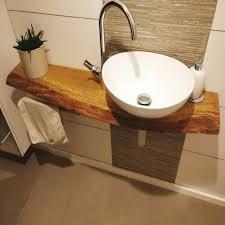 my badezimmer waschbecken mit unterschrank kleines