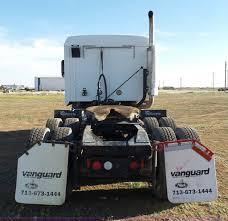 100 Vanguard Truck Racks 2001 Mack CX613 Semi Truck Item L6518 SOLD April 21 Tru