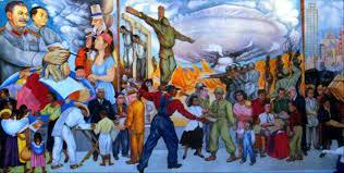 David Alfaro Siqueiros Murales Con Nombre by El Muralismo Mexicano En China Tintas