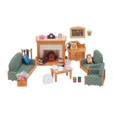 sylvanian families puppenhaus möbel zubehör szenen wohnzimmer kamin spielset keine abbildung kinder spielzeug geschenk neue