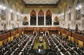 chambre du parlement la chambre des communes notre pays notre parlement