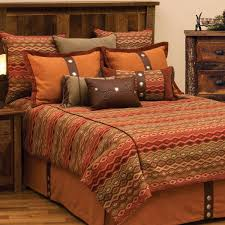 Wooded River Bedding by Luxury Cabin Bedding From Silverado And Wooded River