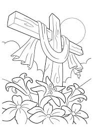 Cross Coloring Sheets Are One Of The Best Ways To Get Your Child Acquainted With Different