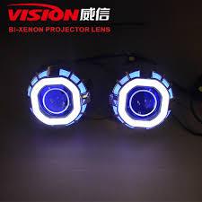 t262s motorcycle headl change colour bi xenon vision
