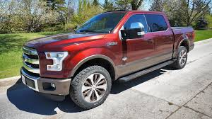 2015 Ford F-150 King Ranch Test Drive Review