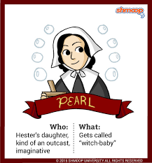 Pearl in The Scarlet Letter