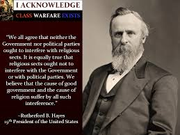 Rutherford B Hayess Quote 1