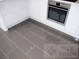 gray tile kitchen floor eaaefdbdccdb including amazing