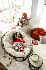 Curl Up With A Christmas Classic: The Pier 1 Papasan. It's ... Amazoncom Beemeng Throw Blanketsuper Soft Fuzzy Light 23 Christmas Living Room Decorating Ideas How To Decorate Pin On Uohome Fur Hot Pink Bean Bag Chair Scale Kids Saucer Cream Pillowfort Classic Ivory Where To Chairs Sallie Pouf Ottoman Vinyl Big Boy Teenage Girl Phone Stock Photos Structured 9587001 The Home Depot