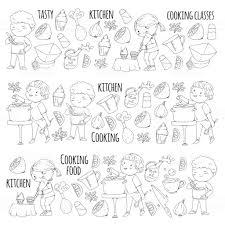 Coloriage Ustensile De Cuisine Minimaliste Frais Dessin A Imprimer