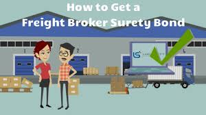 100 How To Become A Truck Broker Freight Surety Bond BMC84 ICC Bond Lance Surety Bonds