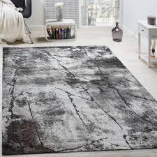 teppiche teppichböden kurzflor teppich wohnzimmer grau