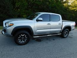 2017 Used Toyota Tacoma TRD Pro Double Cab 5' Bed V6 4x4 Automatic ... Used 2017 Toyota Tacoma For Sale Russeville Ar 5tfaz5cn8hx047942 I Cant Believe People Are Paying This Much Tacomas Mount Ayr Vehicles For You May Want A Vintage Defender But Get 2016 Stanleytown Va 3tmcz5an9gm024296 Houston New Lease Finance Rebates Incentives Buy Xtracab Pickup Trucks Toyotatacomasforsale Review Consumer Reports 2011 Access Cab At Mash Cars Serving Wahiawa Hi Lifted In Savannah Ga Automallcom