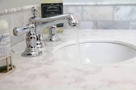 Kohler Bancroft Faucet Polished Nickel by Undermount Porcelain Sink Design Ideas