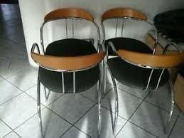 stühle buche chrome ebay kleinanzeigen