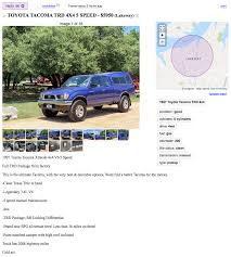100 Craigslist Cars Trucks Austin Tx For Sale Not Mine 100 Awesomeness 1997 RR Locker 5