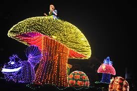 Behind the Scenes Look at the Disney Main Street Electrical Parade
