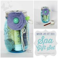 Mason Jar Gift Idea
