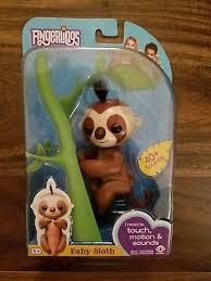 Fingerling Sloth For Sale
