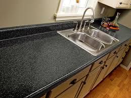 kitchen small kitchen design and decoration using black granite