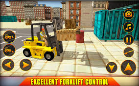 100 Forklift Truck Simulator Operator Game City Fork Lift By Apex Logics