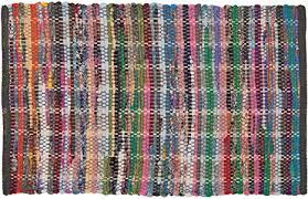 sealskin badteppich baumwolle bunt 60 x 90 cm