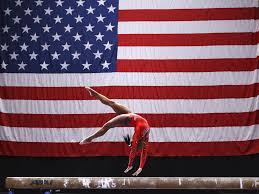 Simone Biles Floor Routine 2017 by Simone Biles Nails Gymnastics In Rio Olympics 2016 Business Insider