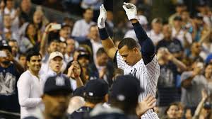 A Rod Takes Curtain Call After 661st Home Run  CBS New York