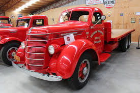 100 1938 International Truck DS216T Fire SEngines