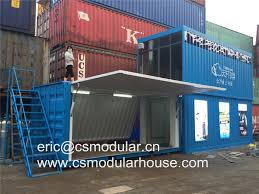 100 Living In Container China Factory Direct House Expandable Small