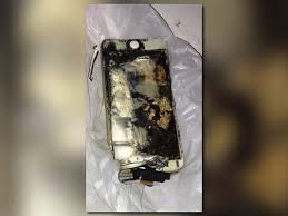 iPhone catches fire in man s pocket