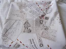 Twin Xl Dorm Bedding by Script Duvet Cover King Queen Full Twin Xl Post Card Pastel