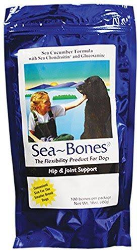 Coastside Bio - NutriSea 30636670 16 oz Sea Bones Bag