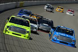 Sauter Delivers NASCAR Truck Series Win At Michigan For New Crew ... Texas Truck Series Results June 9 2017 Motor Speedway 2015 Nascar Atlanta Buy This Racing Drive It On Public Streets Carscoops Jr Motsports Removes Team From Plans Kickin Camping World North Carolina Education Lottery Is Buying Jack Sprague A Good Life Decision Trucks Race Under The Lights At The Goshare Sponsors Dillon In Ncwts 2016 Points Final News Schedule For Heat 2 Confirmed Jayskis Paint Scheme Gallery 2003 Schemes