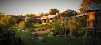 Barons CreekSide Lodging in Fredericksburg Texas