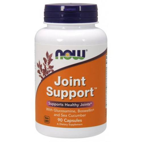 Now Foods Joint Support Supplement - 90 Capsules